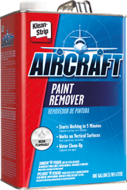 Aircraft® Paint Remover Product Shot