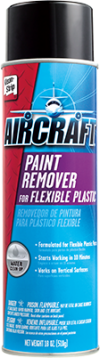 Aircraft® Paint Remover for Flexible Plastic