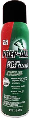 Prep-All® Heavy Duty Glass Cleaner