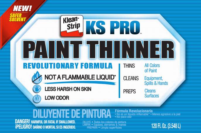 KleanStrip Automotive - Pro paint